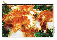 Irises 21 Carry-all Pouch