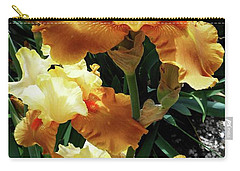 Irises 23 Carry-all Pouch