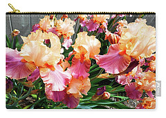 Irises 24 Carry-all Pouch
