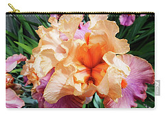 Irises 25 Carry-all Pouch