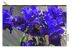 Irises 26 Carry-all Pouch
