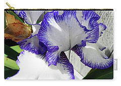 Irises 4 Carry-all Pouch