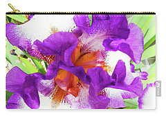 Irises 5 Carry-all Pouch