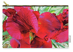 Irises 6 Carry-all Pouch