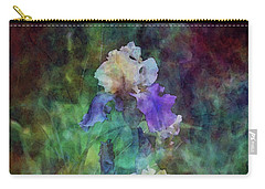 Irises 6618 Idp_3 Carry-all Pouch