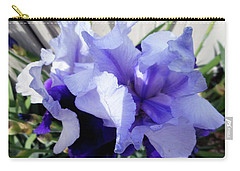 Irises 7 Carry-all Pouch