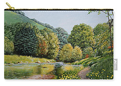 Irish Afternoon Stroll Carry-all Pouch
