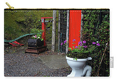 Irish Flower Potty Carry-all Pouch