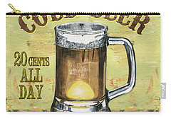 Irish Pub Carry-all Pouch by Debbie DeWitt
