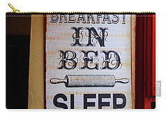 Irish Pub Sign Carry-all Pouch