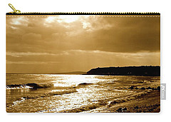 Irish Sea Carry-all Pouch