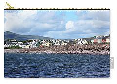 Irish Seaside Village - Co Kerry  Carry-all Pouch by Aidan Moran