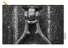 Iron Door Knocker Carry-all Pouch