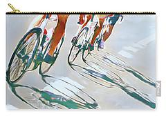 Iron Man Triathlon Carry-all Pouch