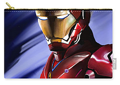 Iron Man's Glance. Carry-all Pouch
