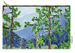 Iron Mountain Road Carry-all Pouch