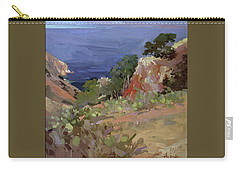 Ironwoods At Goat Harbor Carry-all Pouch