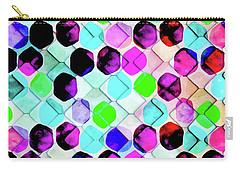 Irregular Hexagon Carry-all Pouch