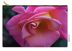 Carry-all Pouch featuring the photograph Irresistible by Michiale Schneider