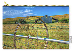 Irrigation Water Wheel Hdr Carry-all Pouch