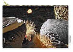 Is That A Wig You Are Wearing Carry-all Pouch by Patricia Griffin Brett