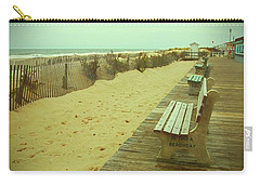 Is This A Beach Day - Jersey Shore Carry-all Pouch
