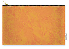 Carry-all Pouch featuring the photograph Is This The New Black? by Nareeta Martin