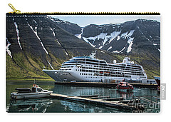 Isafjordur, Iceland Carry-all Pouch
