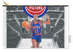 Isiah Thomas Carry-all Pouch