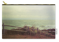 Island Bluff Carry-all Pouch by JAMART Photography