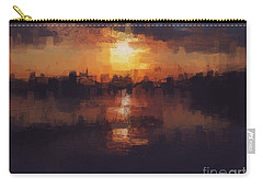 Island In The City Carry-all Pouch