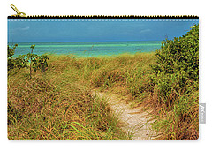 Island Path Carry-all Pouch