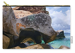 Island Virgin Gorda The Baths Carry-all Pouch