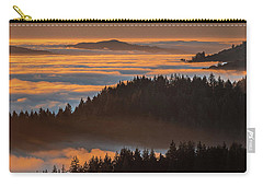Islands In The Fog  Carry-all Pouch