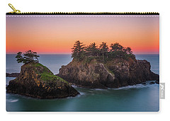 Carry-all Pouch featuring the photograph Islands In The Sea by Darren White