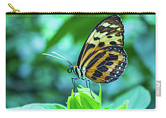 Ismenius Butterfly Carry-all Pouch by Steven Parker