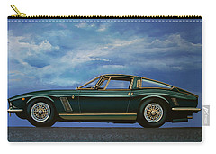 Italian Sports Car Carry-all Pouches