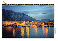 Isola Delle Femmine Harbour Carry-all Pouch by Ian Good