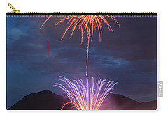 It Crepitates As Soon As It Explodes In Mid Air.  Carry-all Pouch