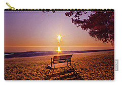 Carry-all Pouch featuring the photograph It Is Words With You I Seek by Phil Koch