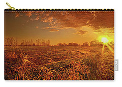 Carry-all Pouch featuring the photograph It Just Is by Phil Koch