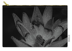 Carry-all Pouch featuring the photograph It Rained by Lora Lee Chapman