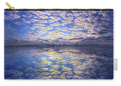 Carry-all Pouch featuring the photograph It Was Your Song by Phil Koch