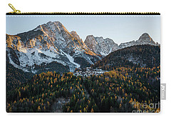 Italian Alps Carry-all Pouch by Yuri Santin