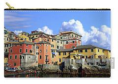 Italian Coastal Community Carry-all Pouch