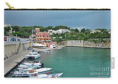 Italian Harbor - Puglia Carry-all Pouch