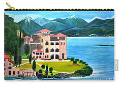 Italian Landscape-casino Royale Carry-all Pouch