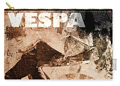 Italian Vespa Carry-all Pouch
