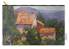 Italian Village Carry-all Pouch