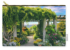 Italianate Terrace Carry-all Pouch by Jessica Jenney